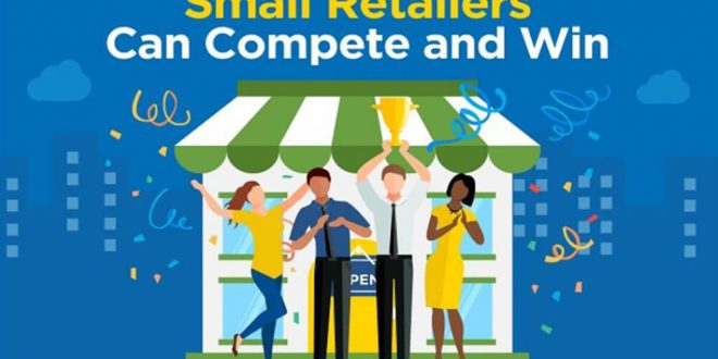 Wow! Small Retail Businesses Hire Nearly 40% of All Retail Employees