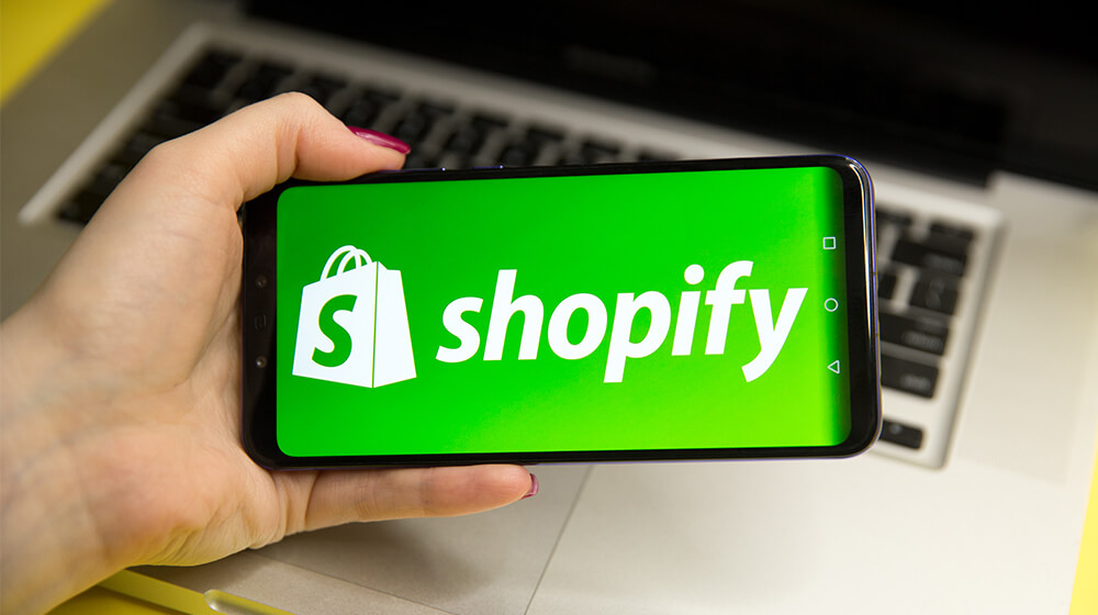 shopify sales tax report