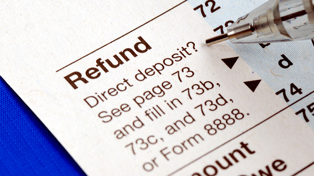 2018 Small Business Tax Refunds Survey