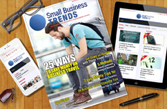 Advertise with Small Business Trends
