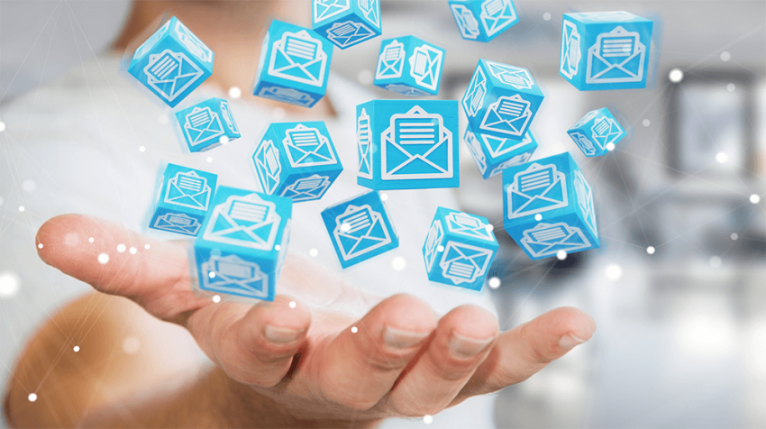 In the News: Small Businesses are Relying on Email – A Lot!