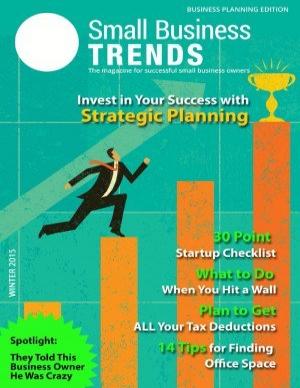 strategic business planning guide startup checklist