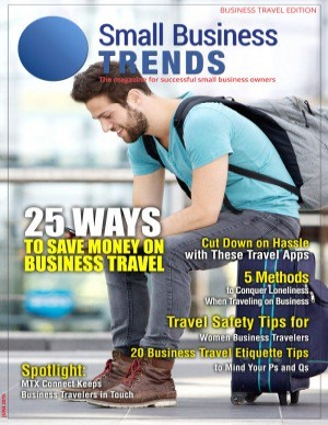 articles on business travel for those who have to travel on business trips