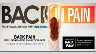 How to Prevent Back Pain at Work (INFOGRAPHIC)