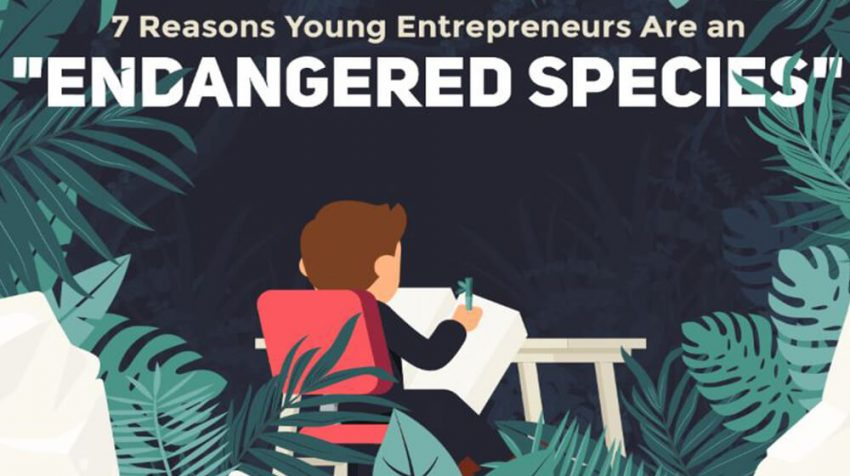 Why Are There Fewer Young Entrepreneurs?