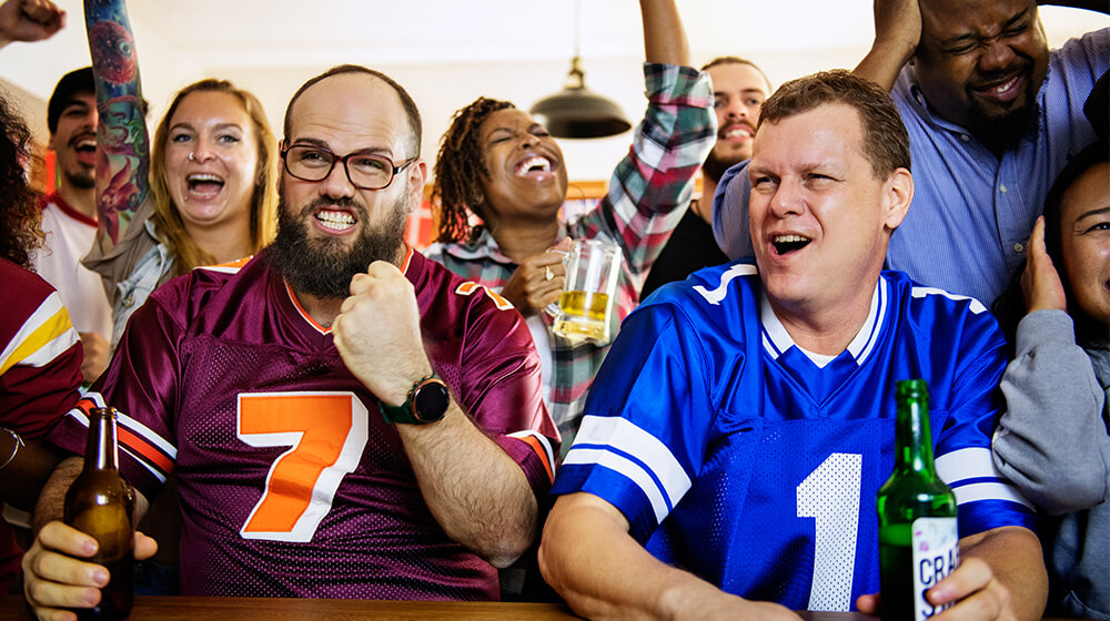 Increase Customer Engagement at Your Sports Bar with this Service