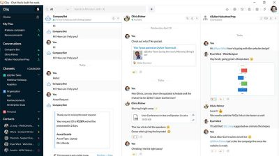 30 Instant Messaging Apps Your Business Could Use