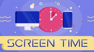Check out this infographic for many screen time statistics