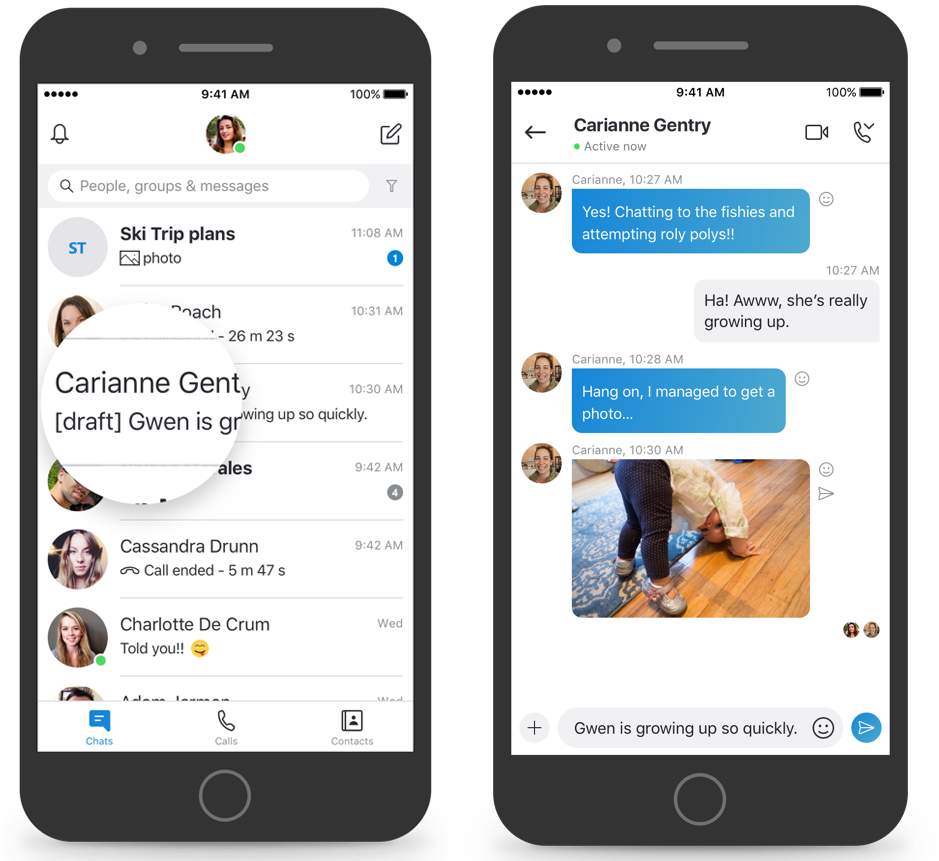 New Skype Features Boost Its Business Value