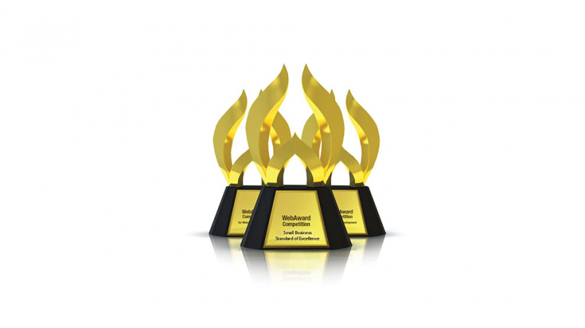 Small Business Trends Wins Small Business Standard of Excellence Award