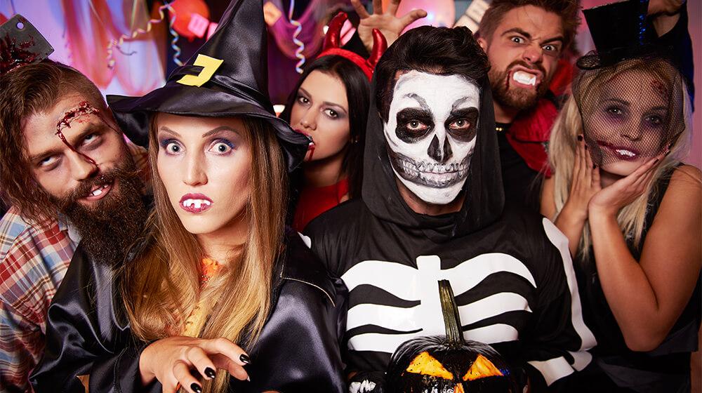 Employee Costumes for Halloween