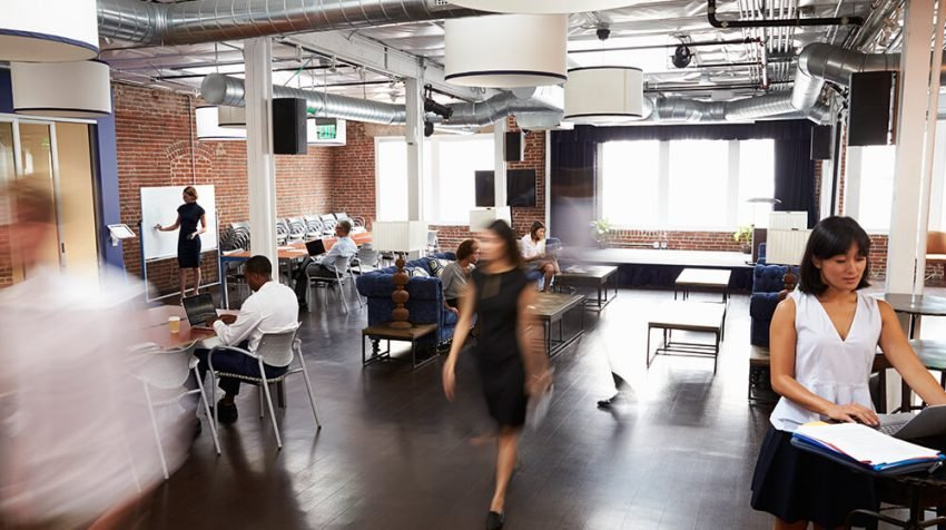 5 Tips for Choosing the Right Startup Workspace