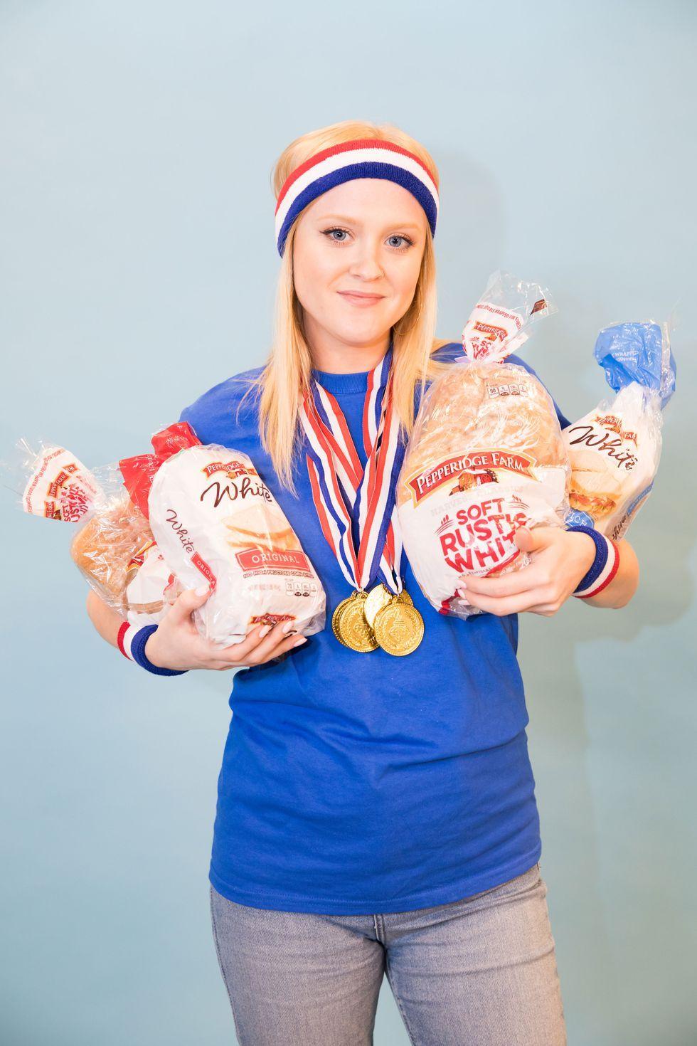Bread Winner Costume