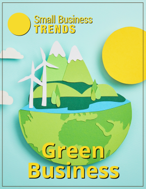 eco green business magazine