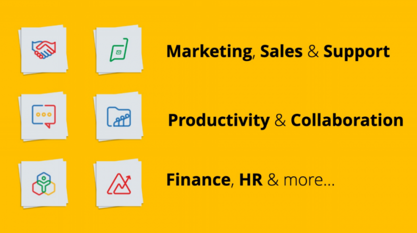 Zoho One Updates Try to Corral All Your Small Business Systems Together