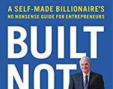 Built Not Born: Reading it is Like Picking a Billionaire's Brain