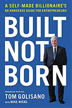 Built Not Born: Reading it is Like Picking a Billionaire's Brain