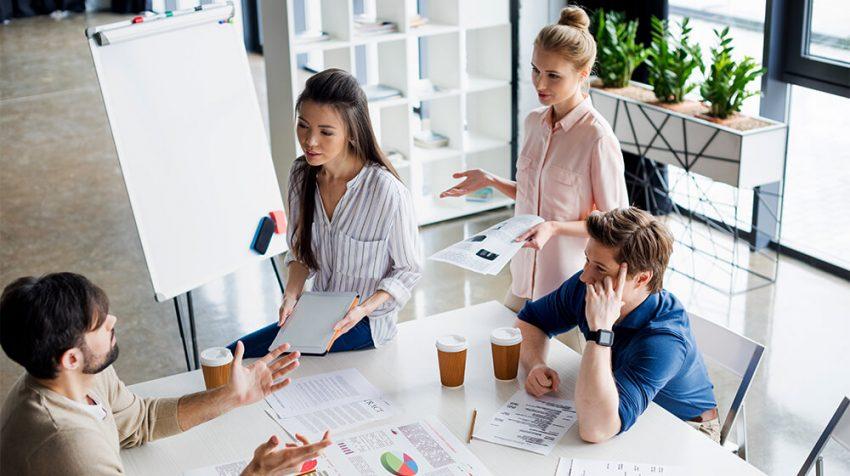 Employee Productivity Statistics