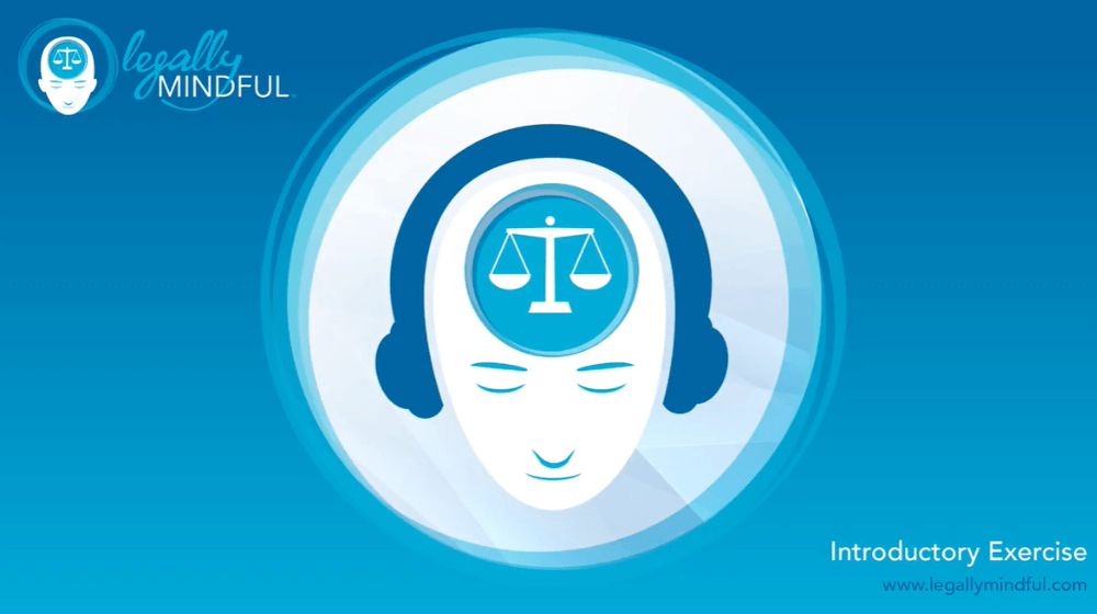 Meditation App for Lawyers