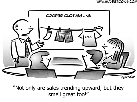 This is the Meeting Where We Air Our Dirty Laundry