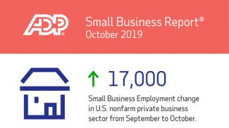 October 2019 ADP Small Business Report