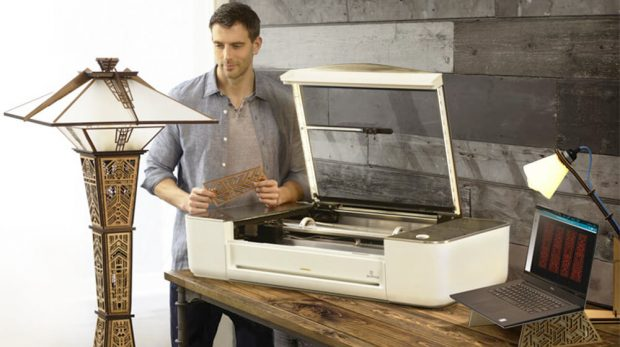 The Glowforge 3D laser printer company has made upgrades promising to quadruple the profits and output of small businesses using their product.