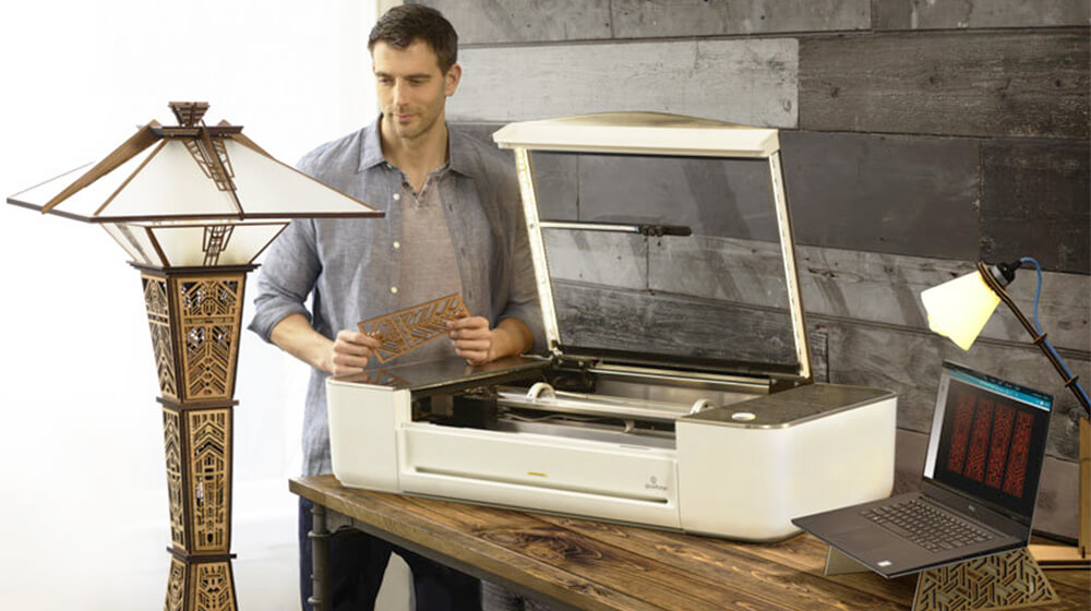 Glowforge Says Its New 3D Printer Technology Will Transform Small Businesses