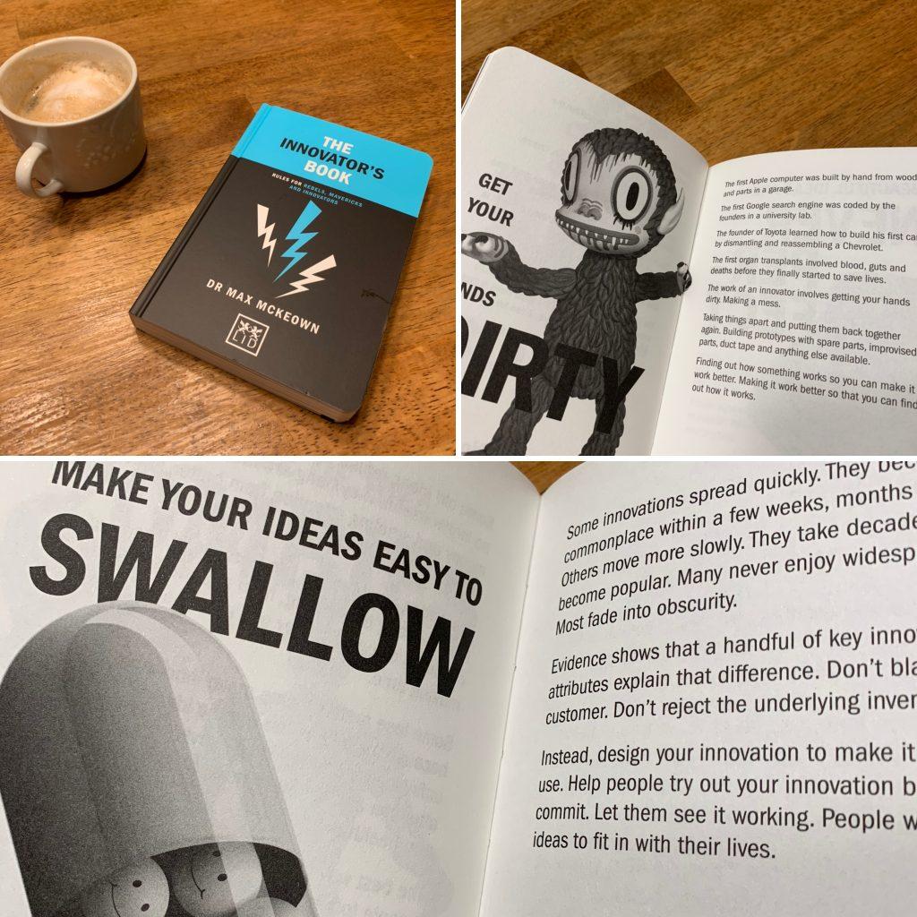 the innovator's book