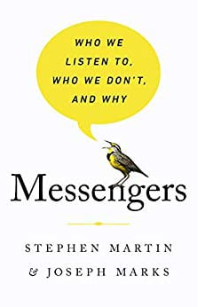 Maybe It Is Not Your Message - It Is the Messengers