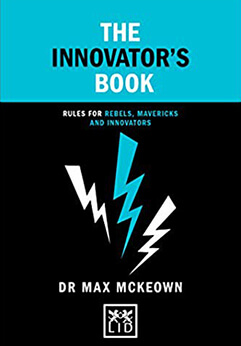 """Spark Innovation in Your Business with """"The Innovator's Book"""""""