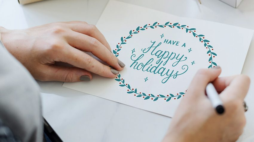 What Not to Do When Sending Business Holiday Cards