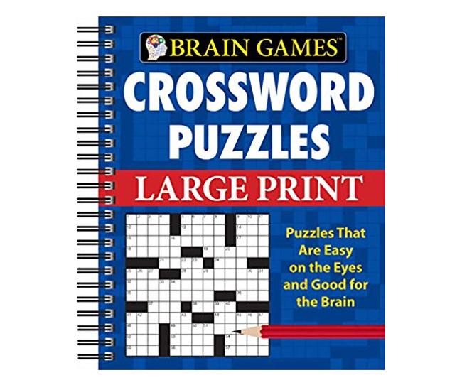 Crossword Book