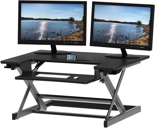Desk Riser Workstation