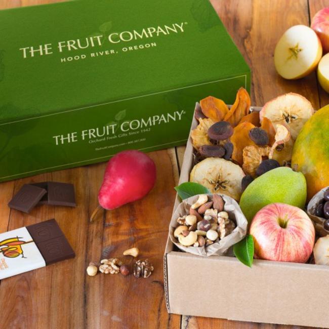 Organic Gourmet Fruit Box