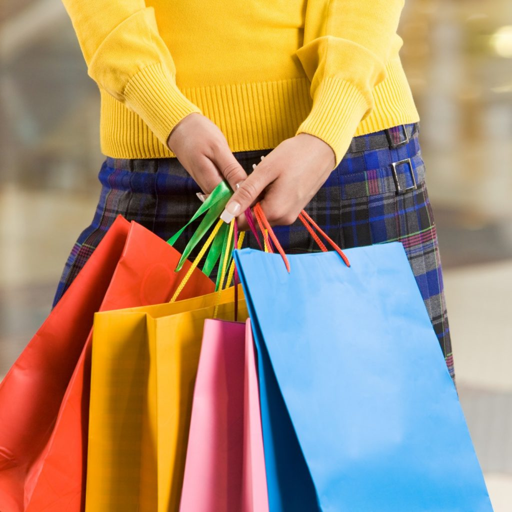 millennial shoppers - Small Business Saturday