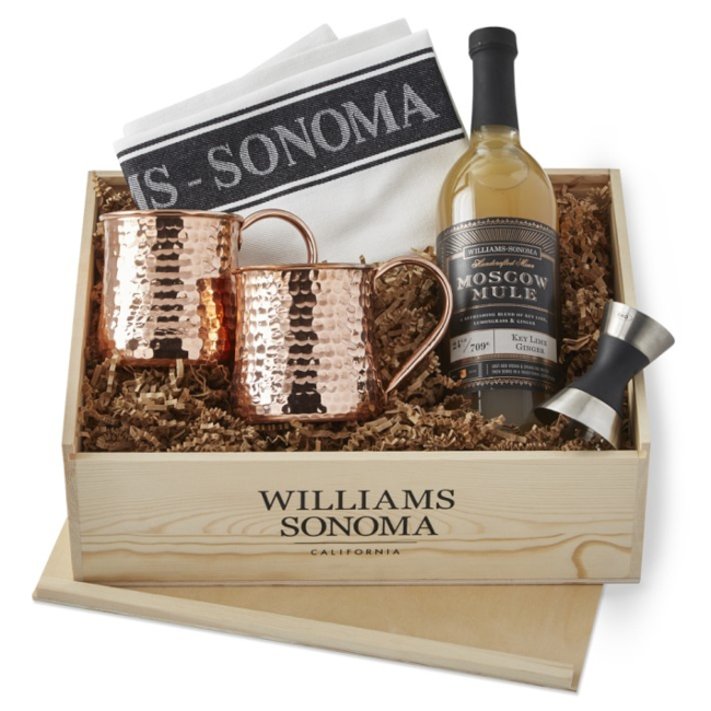 Moscow Mule Gift Crate