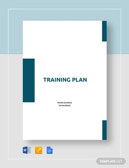 10 Employee Training Plan Templates