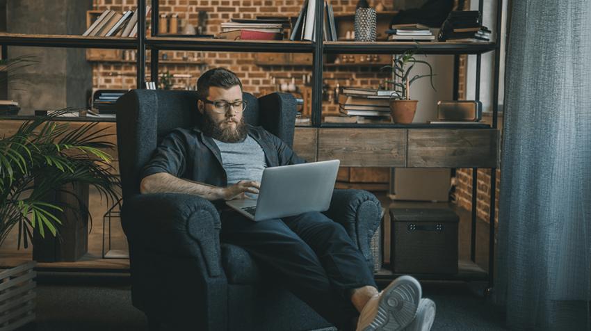 25 Man Cave Office Ideas