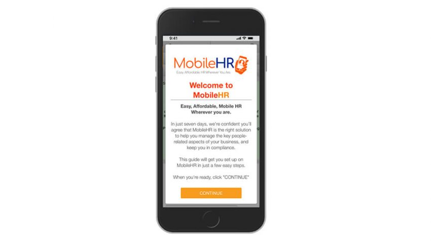 Employee Data Right in Your Hands with New MobileHR App Launch