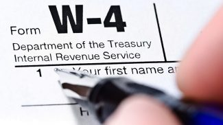 2020 Form W-4 Changes