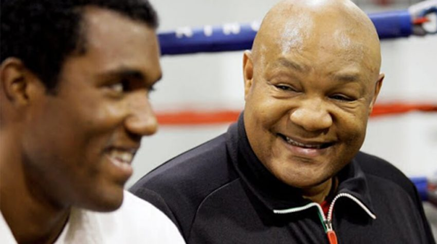 George Foreman III believes that the way you give back to your community is to create jobs.