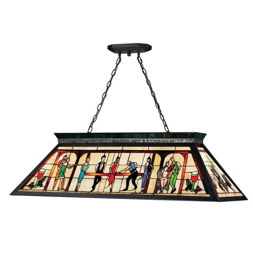 Billiards Light Fixture