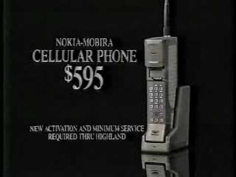 Brick Phones