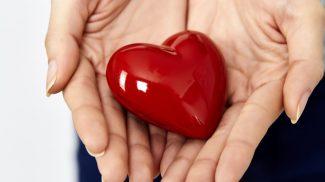 Cause marketing - heart