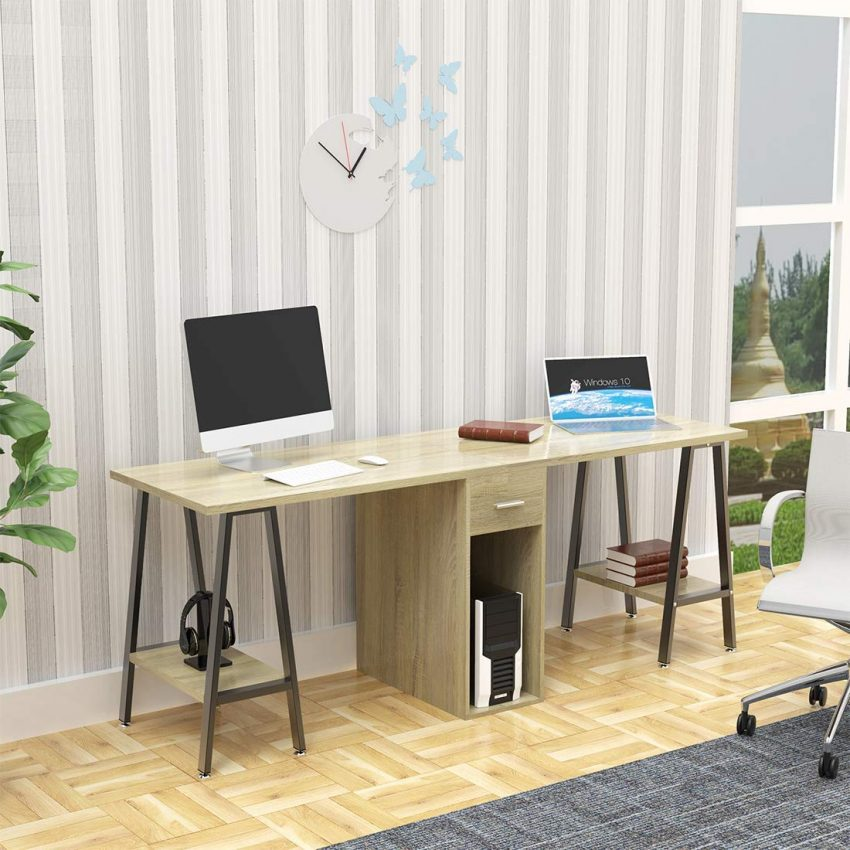Building A Home Office For Two Small Business Trends