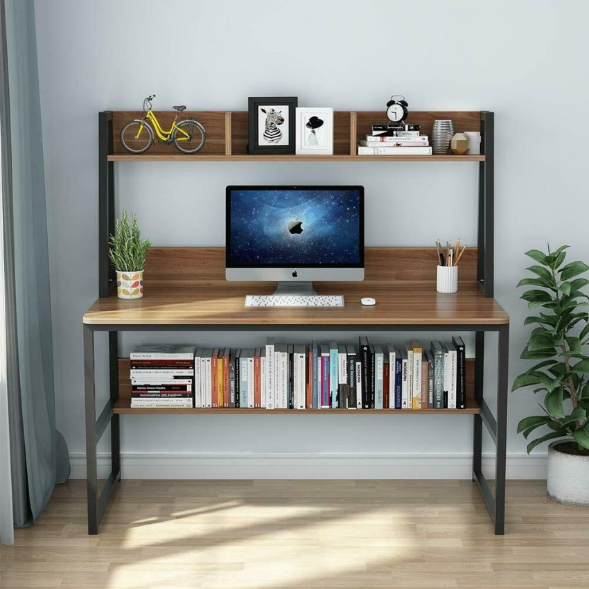 Building a Home Office for Two