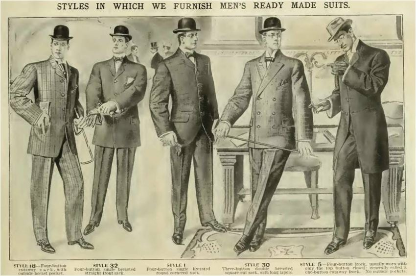 A History of Suits for the Office