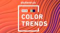 Shutterstock Reveals the Top Colors for 2020