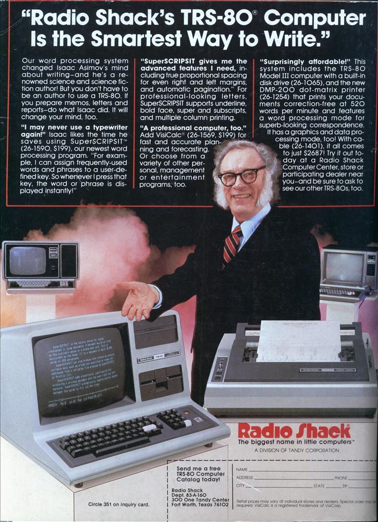Radio Shack TRS-80