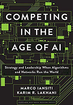 Competing in the Age of AI Requires a New Strategy